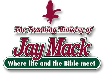 The Teaching Ministry of Jay Mack Logo